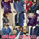 SJ232 デニムジャケット レディース ジージャン春/アウター長袖 ショート大きいサイズコート カジュアル カウボーイ アウター