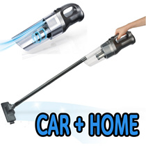 [Fouring] Handy Cyclone Wireless Vaccum Cleaner NZ835 / Car and Home 2 in 1 / Triple Filter System
