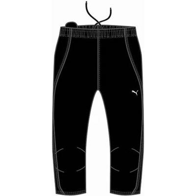 プーマ(PUMA) 3/4パンツ 512323 01 ブラック 【メンズ トレーニングウェア ランニング ハーフパンツ】の画像
