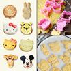 Cookies Cutter/ Cute cartoon cookies cutter / Cookies Mold / Kitty Pooh Mickey design cookies mold
