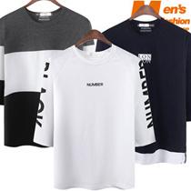 [WIZI]■■NEW■■Mens stylish■■Short Sleeve(sale)round/V-neck T-shirt ■long sleeve■  vintage washi