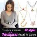 [HowDY]♡ Necklaces - Fashion ♡ Korea Women Fashion Style
