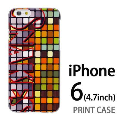 iPhone6 (4.7インチ) 用『No2 74』特殊印刷ケース【 iphone6 iphone アイフォン アイフォン6 au docomo softbank Apple ケース プリント カバー スマホケース スマホカバー 】の画像
