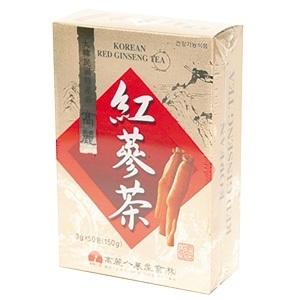 紅参(ホンサム)茶100包の画像