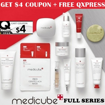[$4 OFF!] Medicube Red Line Series ♥ Korea No.1 Skin Care ♥ Premium Acne Solution ♥ PROVEN RESULT ♥