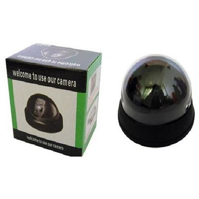Dummy CCTV / Replika / Fake CCTV Security Camera / Kamera Simulasi CCTV (untuk Menggertak