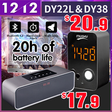 ◎ BEST SELLER!◎Musky HIFI DY22L Bluetooth Speaker◎Dual Speakers High-Power Bass Surround Sound