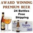 【Award Winning European Beer】Hoegaarden  White Beer 330 ml   Hertog Jan Stone Beer 500ml   Tongerlo Abbey Beer 330ml
