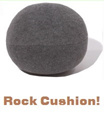 [Singapore Seller] (Size 6)High Quality Premium Fluff Egg Rock/ Pebbles/ Stones Sofa Cushion/ Pillow