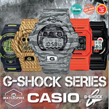 *CASIO GENUINE* CASIO G-SHOCK SERIES! Free Reg. Shipping and 1 Year Warranty!!