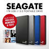 Seagate Backup Plus / Expansion 1 2 4 TB Portable External Hard Drive / WD My Passport Ultra 1 2 4 TB Portable External Hard Disk / Local 3 Year Warranty / Free DELIVERY