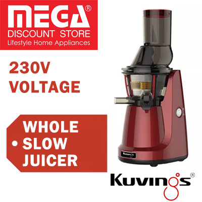 Kuvings Slow Juicer B3000 : Qoo10 - KUvINGS B3000 WHOLE SLOW JUICER / LOCAL WARRANTY : Home Electronics