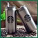 [デザインタンブラー]春夏を涼しく★タンブラー衛生的なステンレス製作コーヒータンブラー、STARタンブラー