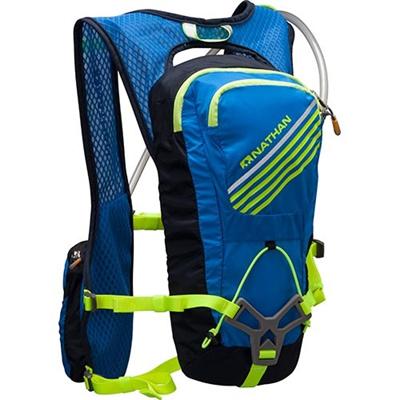 ネイサン(NATHAN) Grit(6L) B11511000 ELECTRICBLUE 【トレイルランニング レースベスト バッグ かばん 軽量】の画像