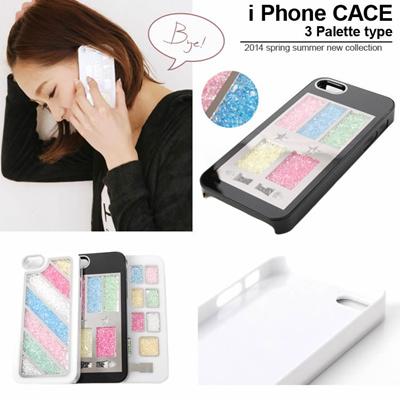 パレット風 iPhoneケース iPhone5 5s対応 418478 スマホケース カバー 携帯 ストラップ アクセサリー  取寄商品の画像