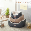 [Prielle] Pet Dog Puppy Cat Donut Bed doggy cushion bed [Free Shipping]