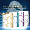 Mirae Ex8 Minutes - Hydrating♥Soothing♥Whitening♥ Mask 5pcs [Authorized Distributor in Singapore]