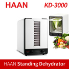 [HAAN] ★NEW! BEST ITEM★ Food Dehydrator for Home made Dry Food KD-3000 / Food dryer natural drying metho solar dehydration food / dry groceries dehydrating high quality thermal efficiency lequip
