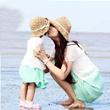 ●MAOMAO● Lace ribbon Travel Beach Sun Hat Soft Straw hat UV PROTECTION Fashion Hat Cap Topi Topee Foldable Hat Foldaway Hat