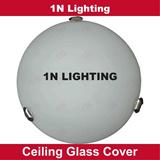 1N Lighting / Ceiling Glass Cover / LED Ceiling Light