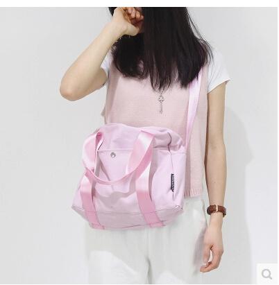 Wild canvas bag art canvas bag woman shoulder bag Messenger bag ladies bag Deals for only S$100 instead of S$0