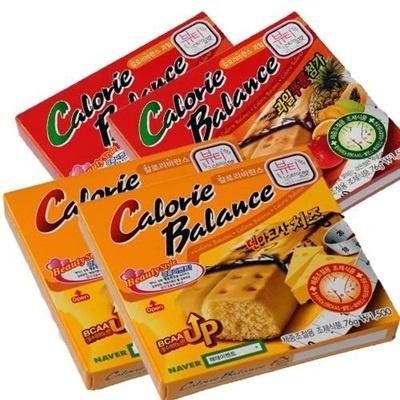 【クリックでお店のこの商品のページへ】Calorie Balance / Cheese / Fruit / 76g x 20boxes (80bars) / Diet Energy Bar / meal replacement / Spe