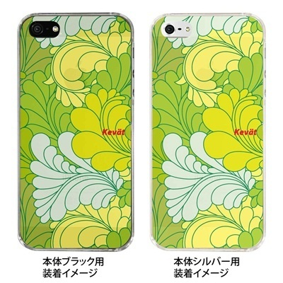 【iPhone5S】【iPhone5】【Vuodenaika】【iPhone5ケース】【カバー】【スマホケース】【クリアケース】【フラワー】 ip5-21-ne0016の画像