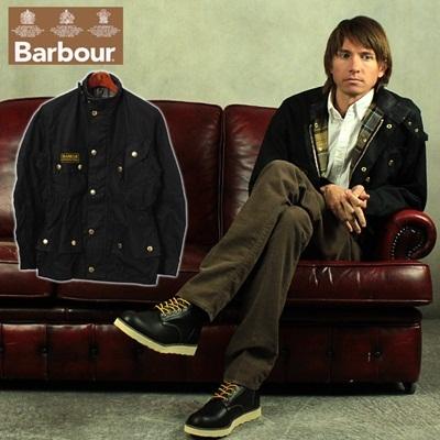 バブアー インターナショナルオリジナル ジャケットの画像