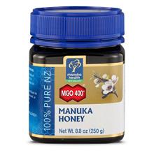 マヌカヘルス マヌカハニー蜂蜜 MGO400+ 250g/日本向け正規輸入品/日本語ラベル》濃厚な色合いとクリーミーな甘さ