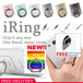☆[SG Seller]☆ NEW LEATHER DESIGN iRing WITH FREE HOOK! Bunker ring /Phone stand /Ring Holder(iPhone/Android/iPad/Tablet/Xiaomi/Oppo)Premium Smart Grip Kickstand