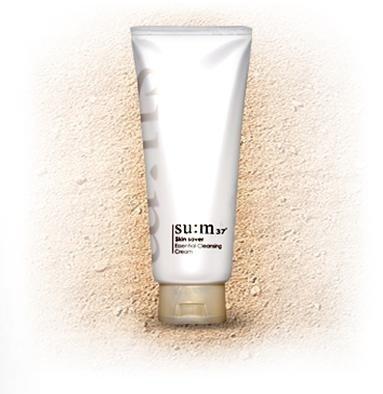 【クリックでお店のこの商品のページへ】[スム37]スム37(su:m37?):スキンセーバーエッセンシャルクレンジングクリーム(Skin saver essential cleansing cream)200ml