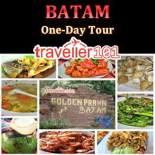 One Day Batam City Tour