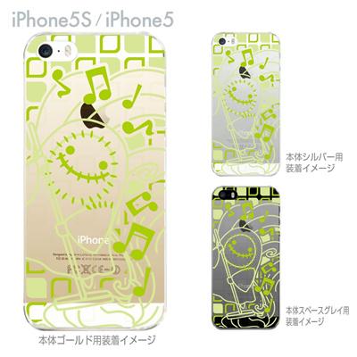 【iPhone5S】【iPhone5】【HEROGOCCO】【キャラクター】【ヒーロー】【Clear Arts】【iPhone5ケース】【カバー】【スマホケース】【クリアケース】【アート】 29-ip5s-nt0039の画像