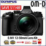 [OLYMPUS]OM-D E-M1 12-50mm / Mirrorless Camera E-M1 / Lens / Interchangeable Lens Camera