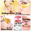 [Flat Shipping Fees!!] Collagen Lip Mask/Collagen Eye Mask/Collagen Crystal Nose Mask ***Combine Shipping Available***