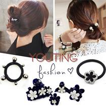 【YOUTING】premium Accessories hair clip hoop hairband earrings sports hair tie curler