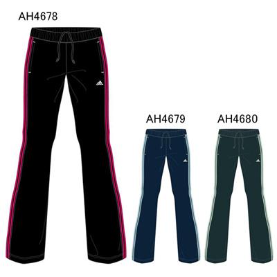 アディダス (adidas) レディース Separates 3st ジャージ パンツ KAZ38 [分類:ジャージ 下 (レディース)]の画像