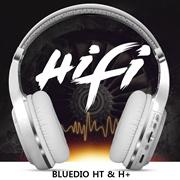 BLUEDIO 하이파이 블루투스 헤드폰 HT / H+ 가정비최고/블루디오/헤드폰/헤드셋/하이파이/블루투스4.1/접이식/HIFI