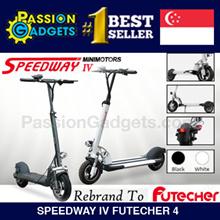 ★NEWEST SpeedWay4 Rebrand Futecher 52v 600W Electric Scooter 10inch wheel★Speed way PASSION sw4