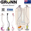 GRUNN GARMENT STEAMERS - FROM $59.00 ONLY!!! (5 Models)(Limited Sets Available)(Designed in Australia)