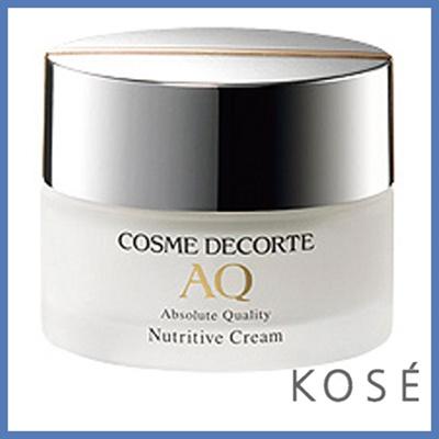 【KOSE/コーセー/コスメデコルテ】AQニュートリティブ クリーム 30g  COSME DECORTE【即日発送】【100%日本国内製造品】の画像