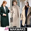 ▶New arrivals~Korea WINTER Coat Collection◀Basic/Simple coat/Double/Cape/Half/Short Jackect/ jumper padding