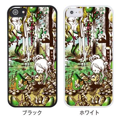 【iPhone5S】【iPhone5】【Little Kingdom Story】【iPhone5ケース】【カバー】【スマホケース】【フワンソワ】 ip5-25-am0006の画像