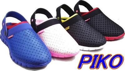(A倉庫)PICO ピコ PK-911 子供クロッグサンダル 送料無料【smtb-TK】の画像