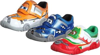 (A倉庫)【ディズニー】 DN C1114 プレーンズ子供靴 男の子 キッズ キャラクターシューズ【2014年モデル】の画像
