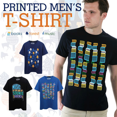 Buy branded printed men tshirts books flowers music for Books printed on t shirts