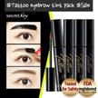【Secret Key HQ Direct Operation】★Free shipping★Tattoo Eyebrow Tint Pack_8g