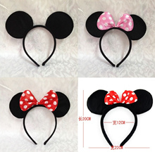 Minnie Mickey Mouse Party Headband★Hairband★Party/ Costume/ Accessories/ Children/ Girl/ Boy