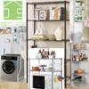 Storage Rack/Steel Rack with Adjustable Shelf/Storage Cabinet Shelving for Store Room/Organizer Living Room Kitchen rack/shoe rack/Metal Rack/book shelf/kitchen shelf
