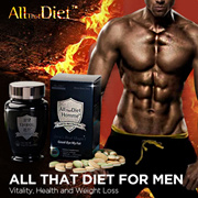 [Only For man] [All in One for vitality health and diet!] Slimming supplement only for men [Diet Homme]  fat burner / diet / slimming / Garcinia cambogia